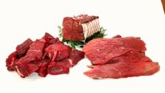 Rosbif, steak et bourguignon