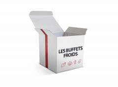 Buffet à 18,50 € / pers.