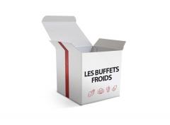 Buffet à : 24,50 € / pers.