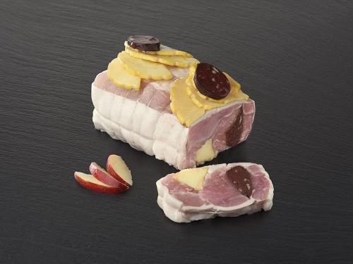 Rôti de porc Normand