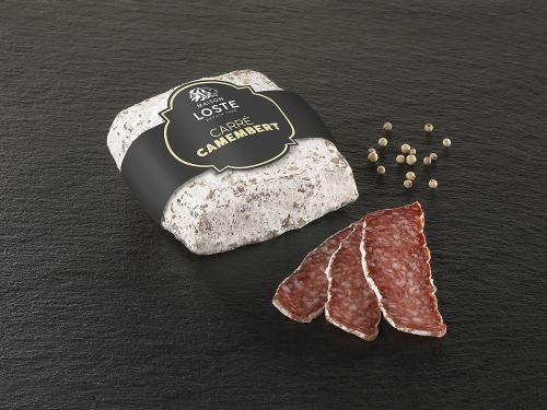Saucisson Sec Le Carré Camembert